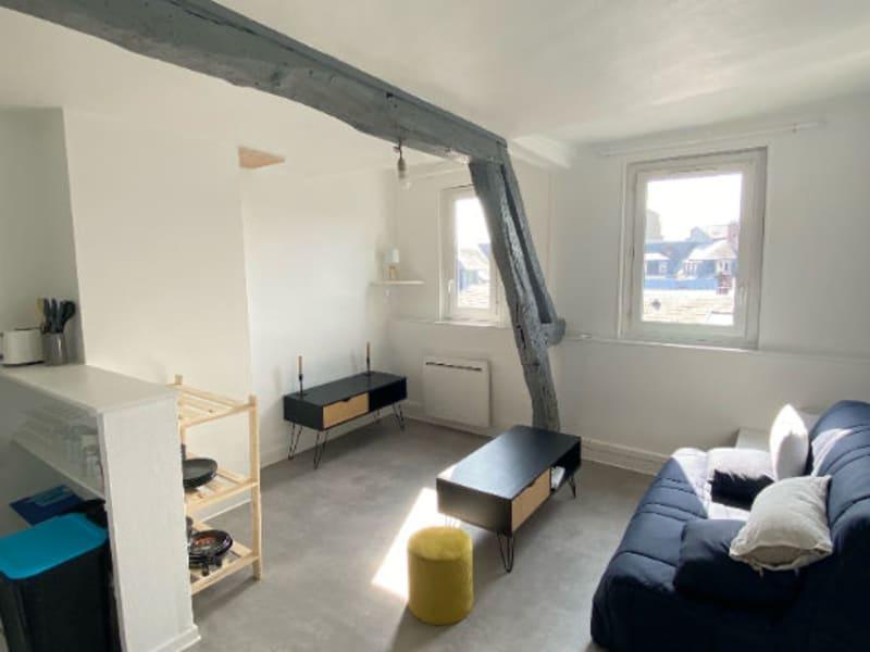 Rental apartment Rouen 460€ CC - Picture 1