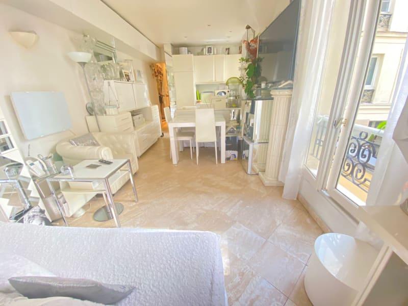 Sale apartment Paris 10ème 435000€ - Picture 1