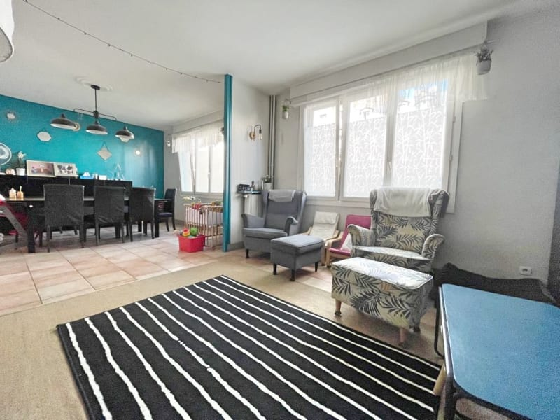 Sale apartment Montreuil 557000€ - Picture 2