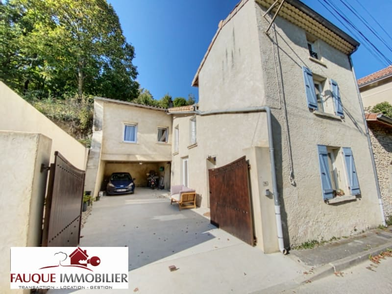 Sale house / villa Peyrus 230000€ - Picture 9