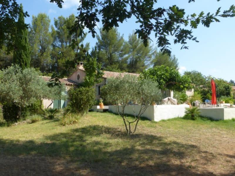 Vente maison / villa St maximin la ste baume 523000€ - Photo 1