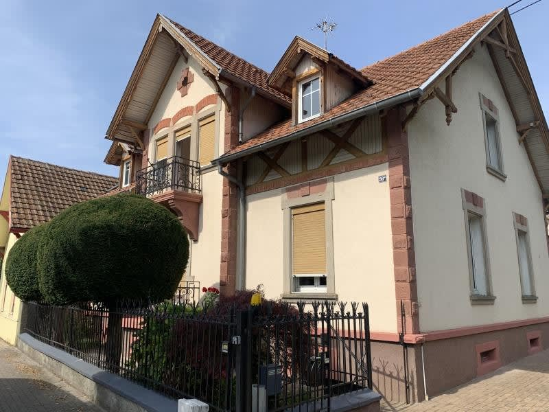 Location maison / villa Eckbolsheim 1600€ CC - Photo 1