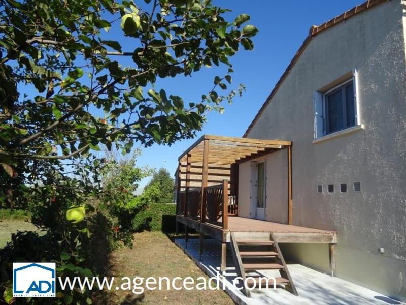 Vente maison / villa Pamproux 136500€ - Photo 1
