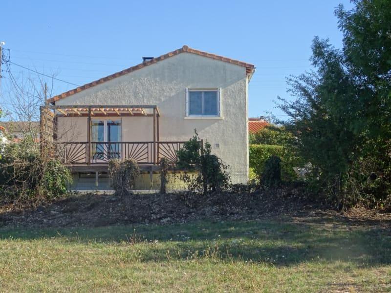 Vente maison / villa Pamproux 136500€ - Photo 6