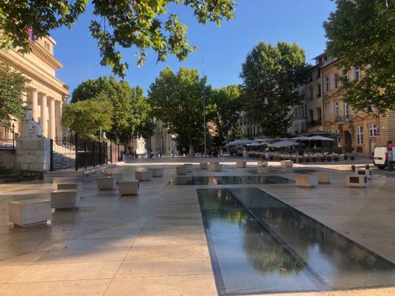Vente appartement Aix en provence 468000€ - Photo 2
