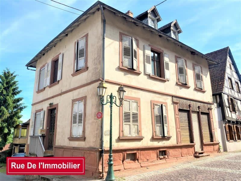 Vente maison / villa Oberbronn 119840€ - Photo 8