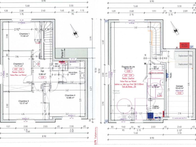 Sale house / villa Verrieres en anjou 288705€ - Picture 3