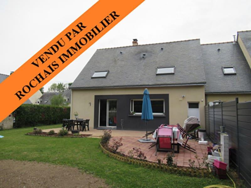 Sale house / villa Beaucouze 325500€ - Picture 1