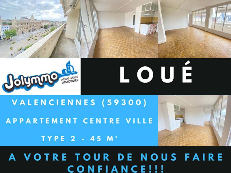 Rental apartment Valenciennes 660€ CC - Picture 1