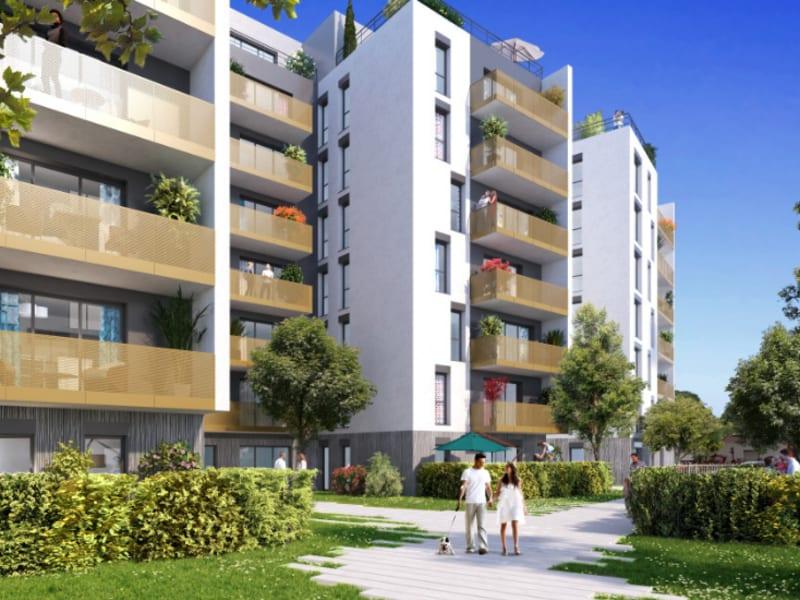 Rental apartment Bagneux 1425,08€ CC - Picture 1