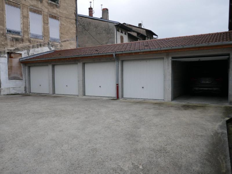 Location parking Nantua 81€ CC - Photo 1