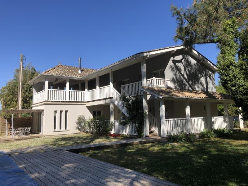 Sale house / villa Moulis 890000€ - Picture 1
