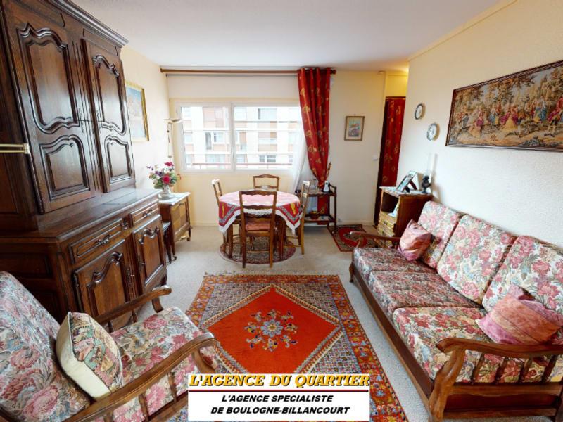 Venta  apartamento Boulogne billancourt 469000€ - Fotografía 1