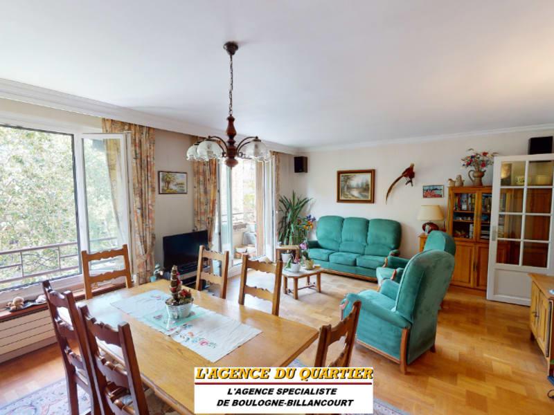 Venta  apartamento Boulogne billancourt 544000€ - Fotografía 2