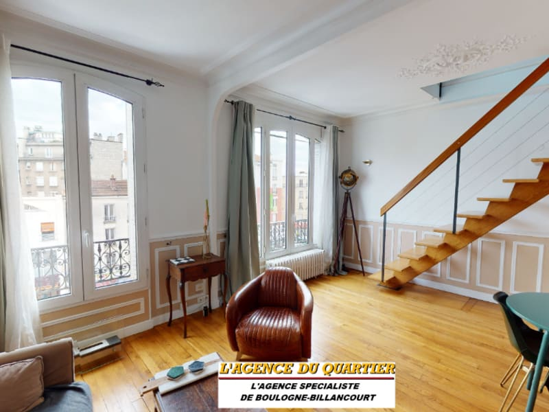 Deluxe sale apartment Boulogne billancourt 774000€ - Picture 3