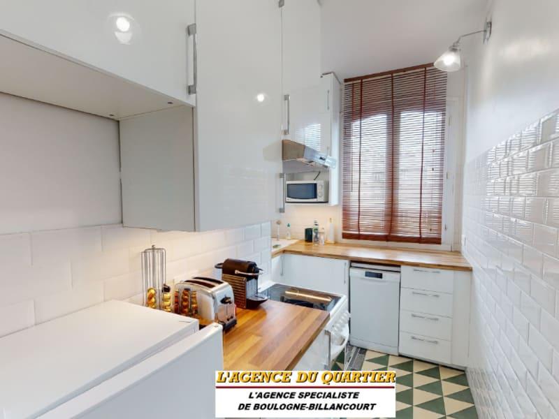 Deluxe sale apartment Boulogne billancourt 774000€ - Picture 5