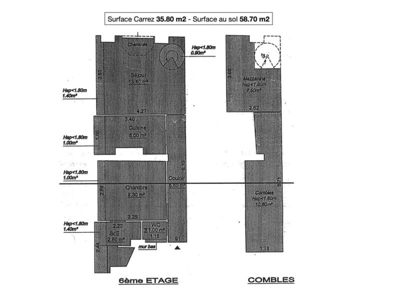 Vente appartement Neuilly sur seine 495000€ - Photo 3