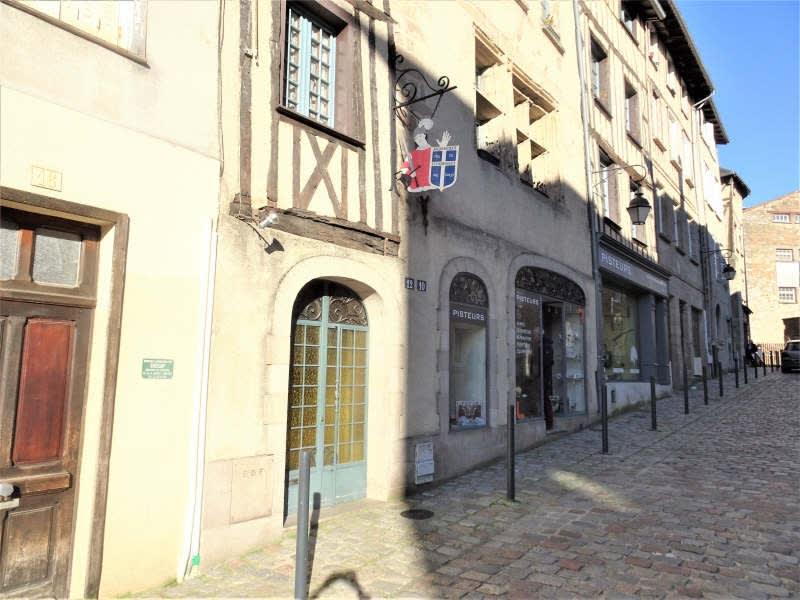 Rental apartment Limoges 290€ CC - Picture 1