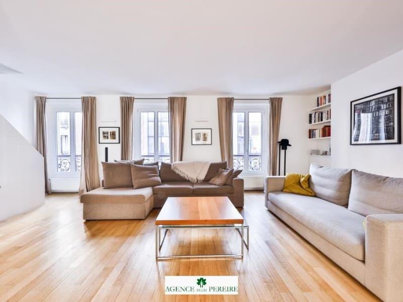 Paris 17ème - 5 pièce(s) - 120 m2