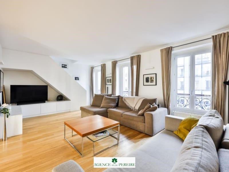 Vente appartement Paris 17ème 1379000€ - Photo 2