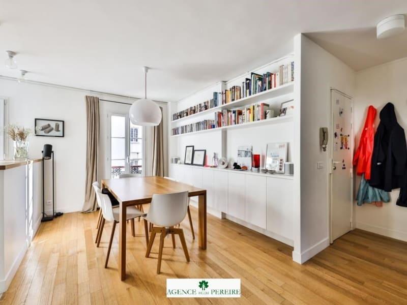 Vente appartement Paris 17ème 1379000€ - Photo 5