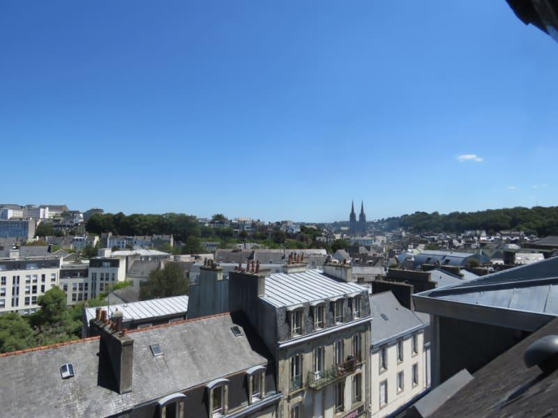 Sale apartment Quimper 135000€ - Picture 1