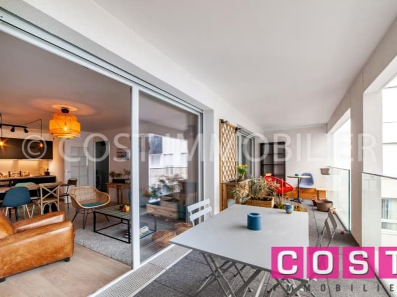 Vente appartement Asnieres sur seine 449000€ - Photo 1
