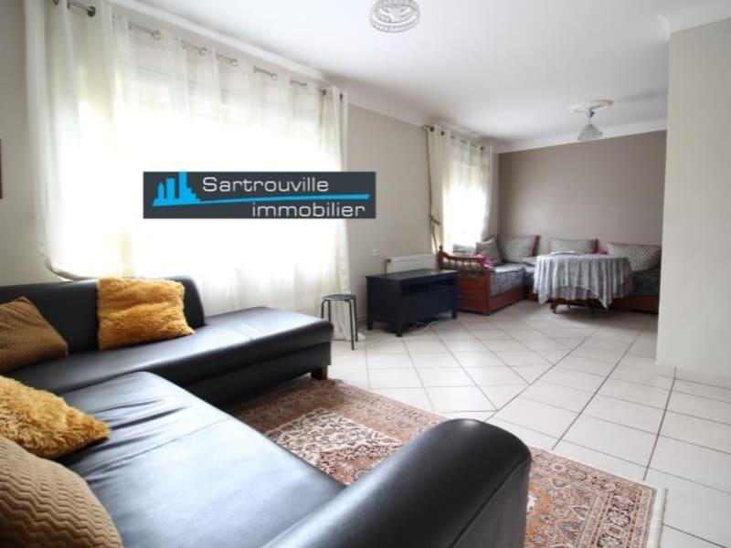 Sale apartment Sartrouville 213000€ - Picture 1