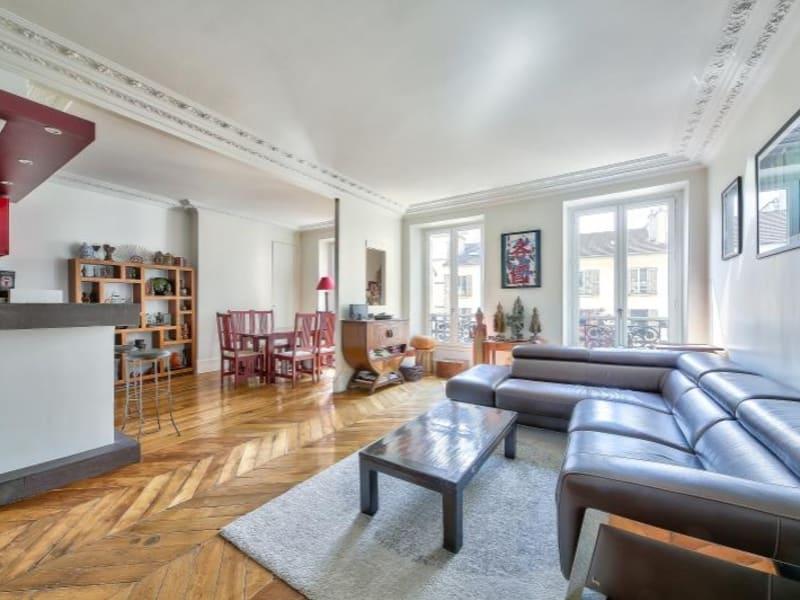 Sale apartment Paris 17ème 1190000€ - Picture 1