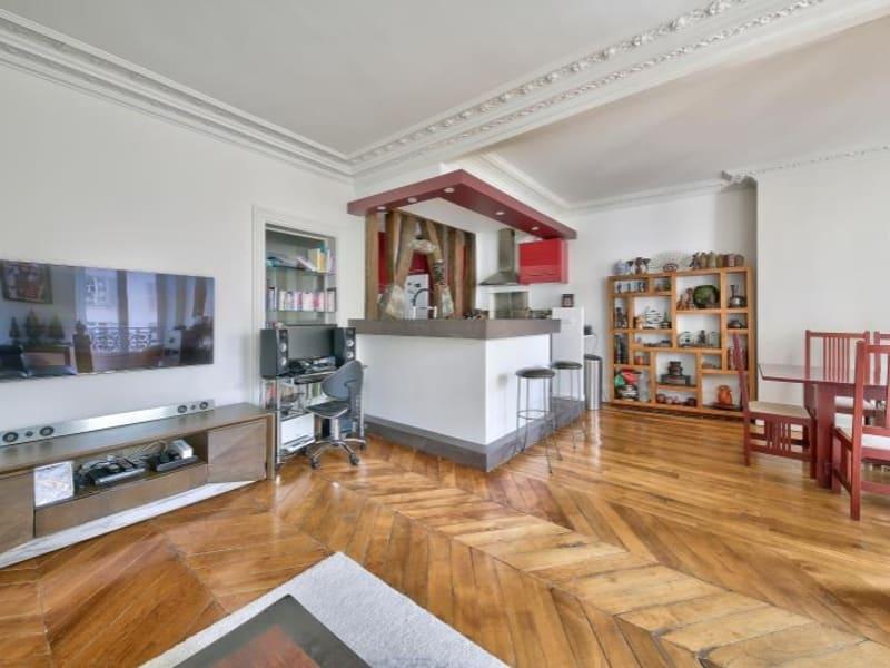 Sale apartment Paris 17ème 1190000€ - Picture 4