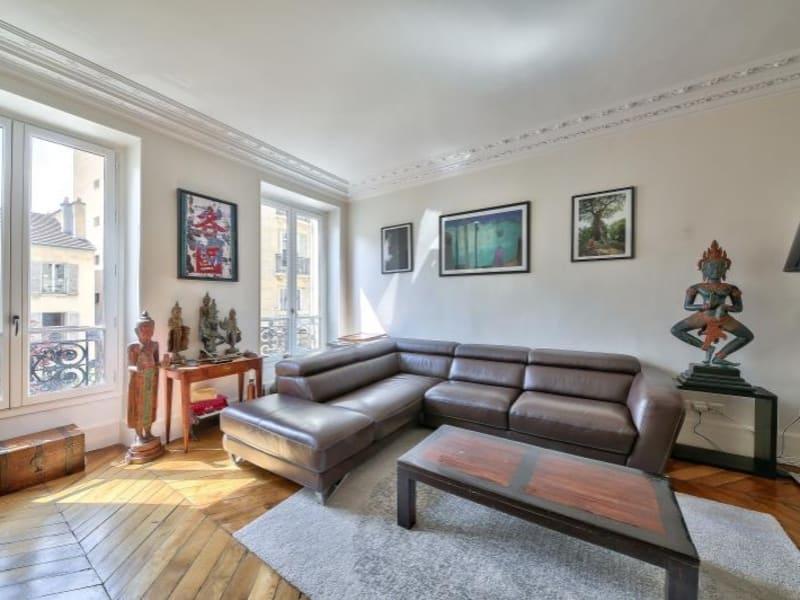 Sale apartment Paris 17ème 1190000€ - Picture 10