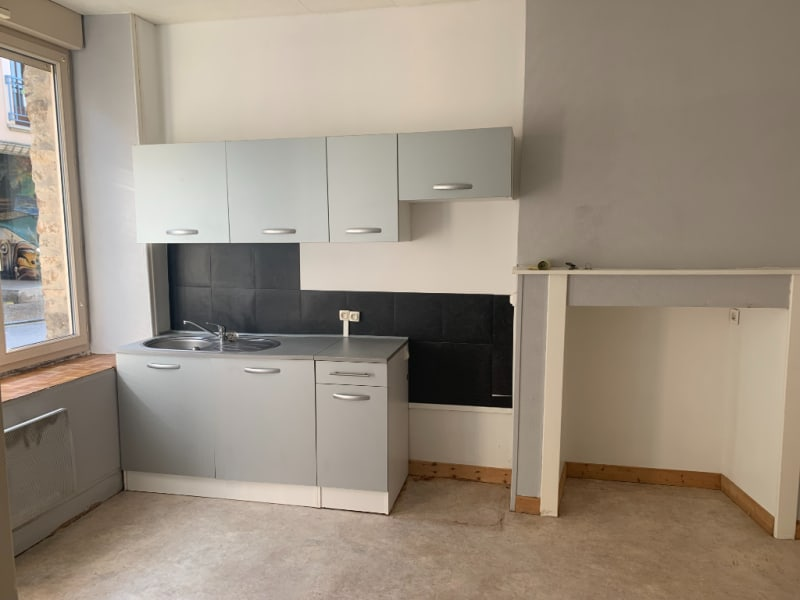 Rental apartment Martigne-ferchaud 305€ CC - Picture 2