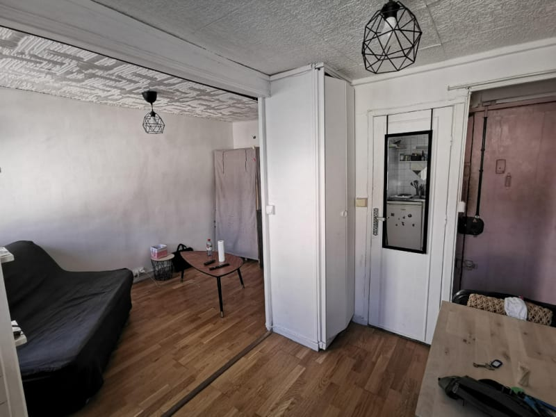 Rental apartment Paris 2ème 660€ CC - Picture 1