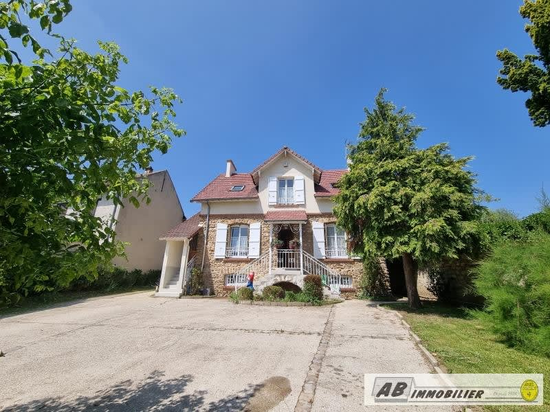Vente maison / villa Aigremont 780000€ - Photo 1