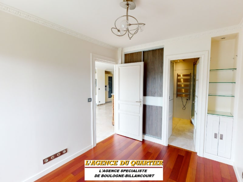 Venta de prestigio  apartamento Boulogne billancourt 1147500€ - Fotografía 9