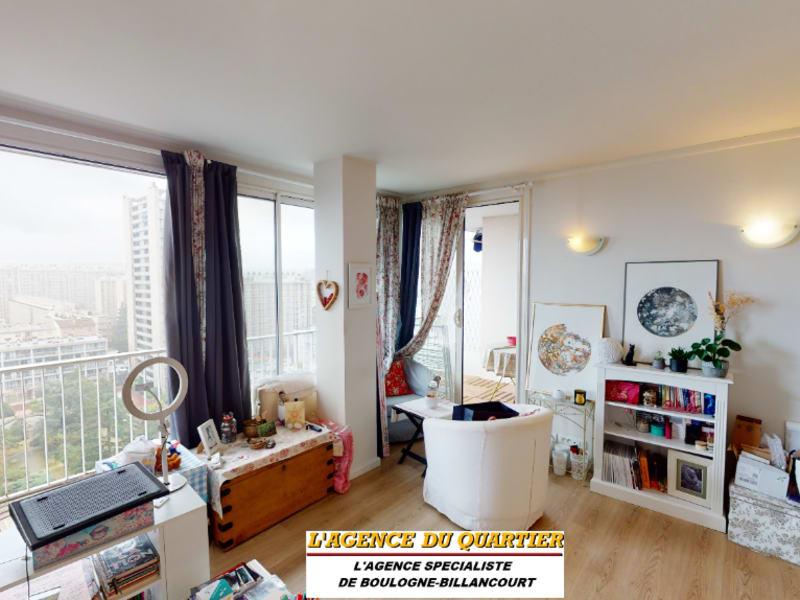 Sale apartment Boulogne billancourt 339000€ - Picture 2