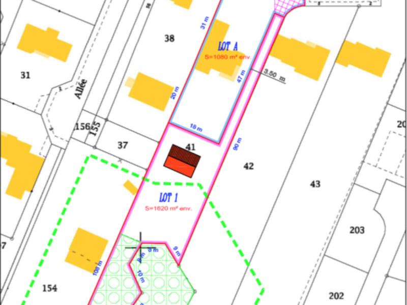 Vente terrain Gif sur yvette 285000€ - Photo 2