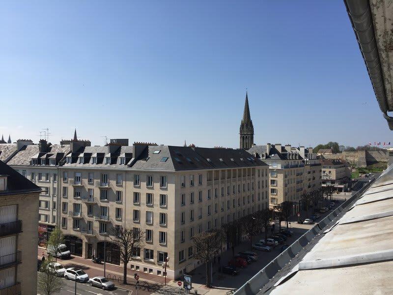Location appartement Caen 580€ CC - Photo 1