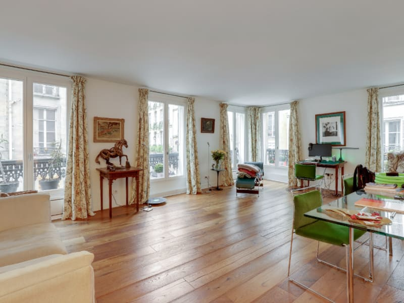 Vente appartement Paris 6ème 1460000€ - Photo 1