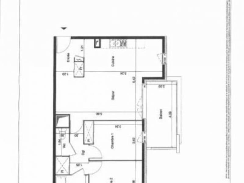 Vente appartement Vaulx en velin 165000€ - Photo 9