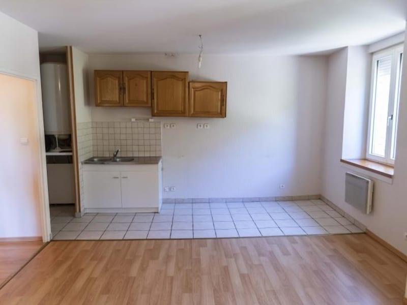 Rental apartment Nantua 330€ CC - Picture 2