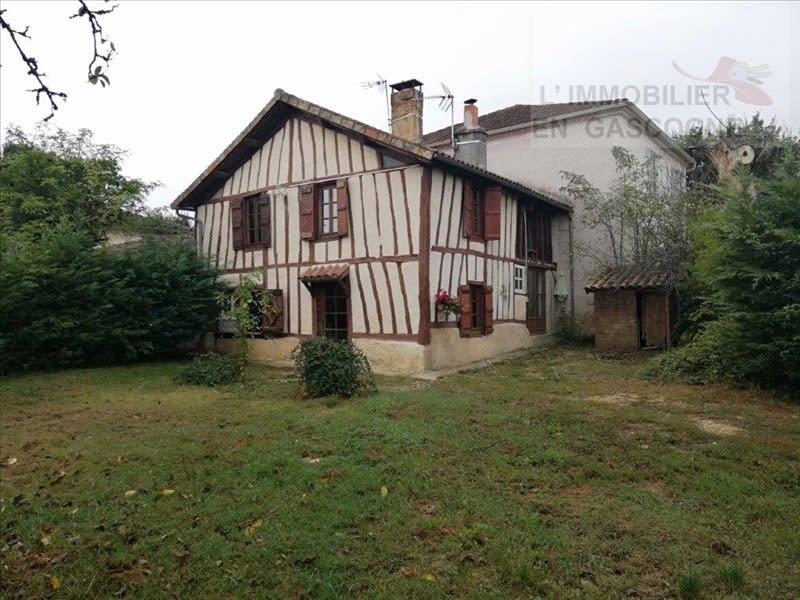 Rental house / villa Montreal 557€ CC - Picture 1