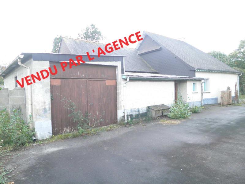 Vente maison / villa Arbrissel 79950€ - Photo 1