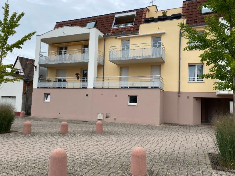 Vermietung wohnung Lauterbourg 740€ CC - Fotografie 1