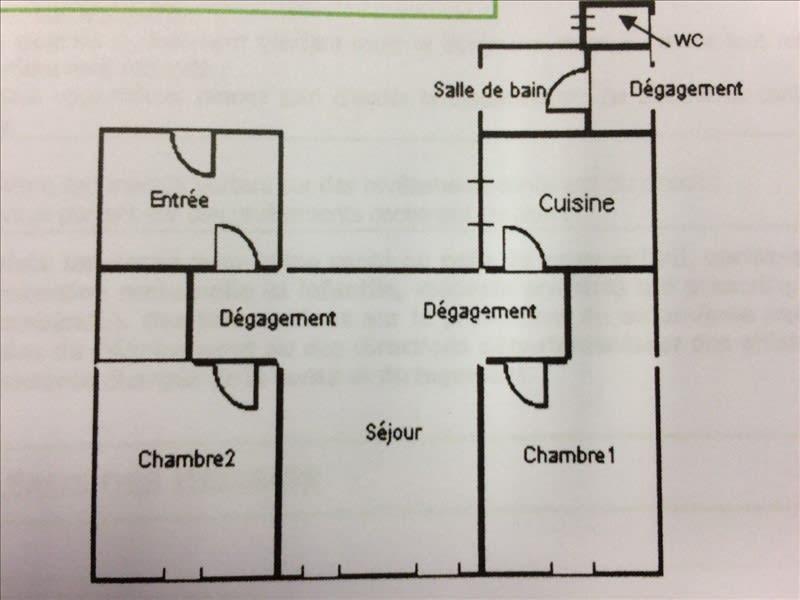 Location appartement Tarbes 490€ CC - Photo 3