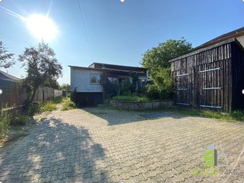 Vente maison / villa Horbourg wihr 328600€ - Photo 7
