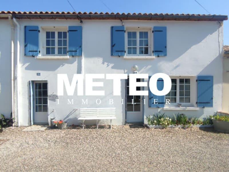 Vente maison / villa Saint benoist sur mer 201550€ - Photo 1