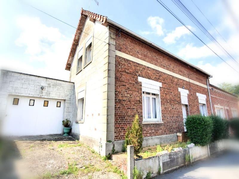 Vente maison / villa Caudry 69000€ - Photo 1