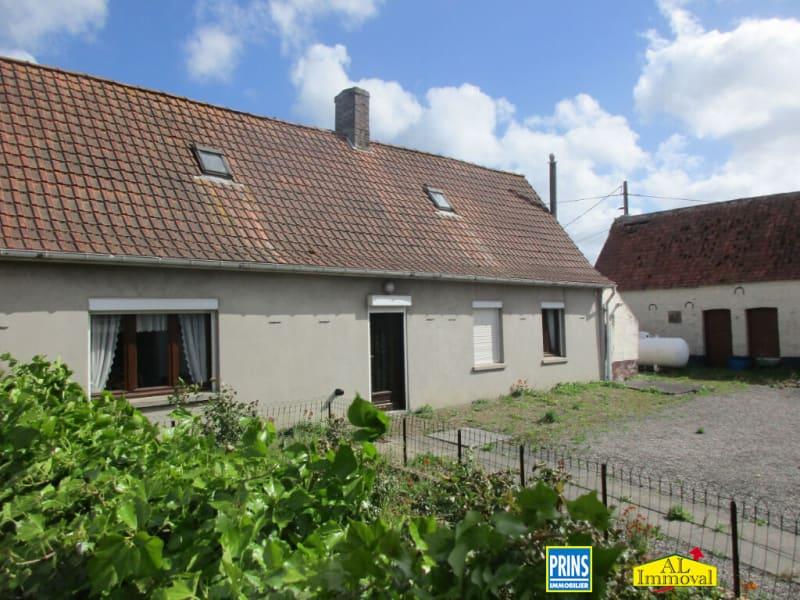 Vente maison / villa Nordausques 136000€ - Photo 1