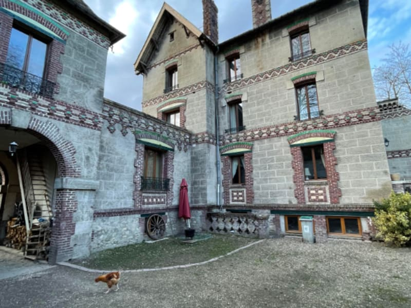 PROPRIETE CENTRE VILLE A 30 Min de Pontoise